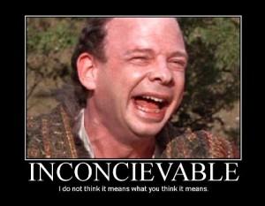 Inconvievable